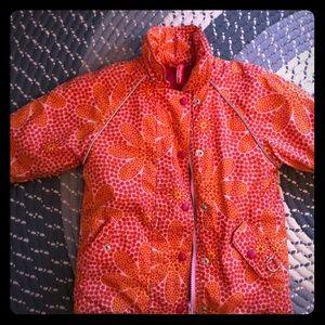 Hanna Anderson girls coat